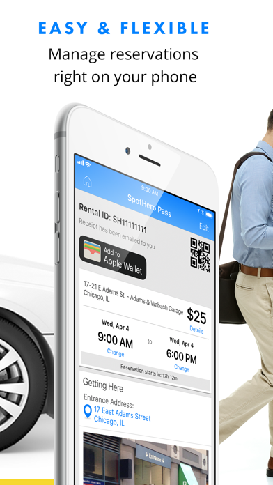 download SpotHero - Find Parking Nearby apps 0