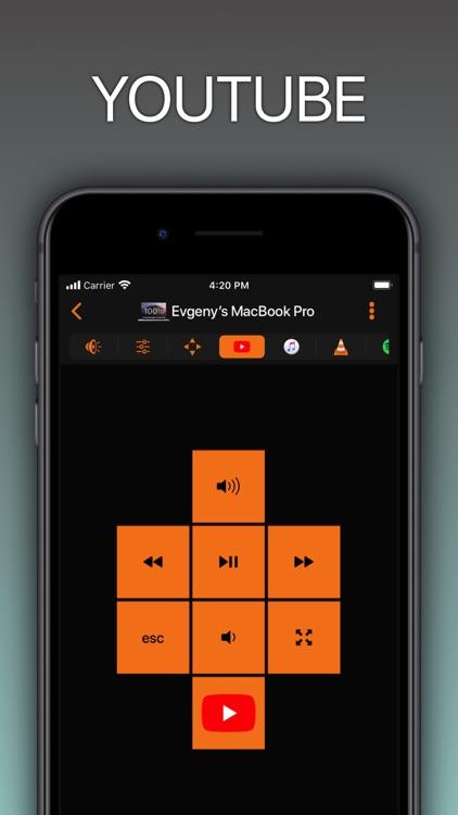 Remote Control for Mac/PC Pro screenshot-5
