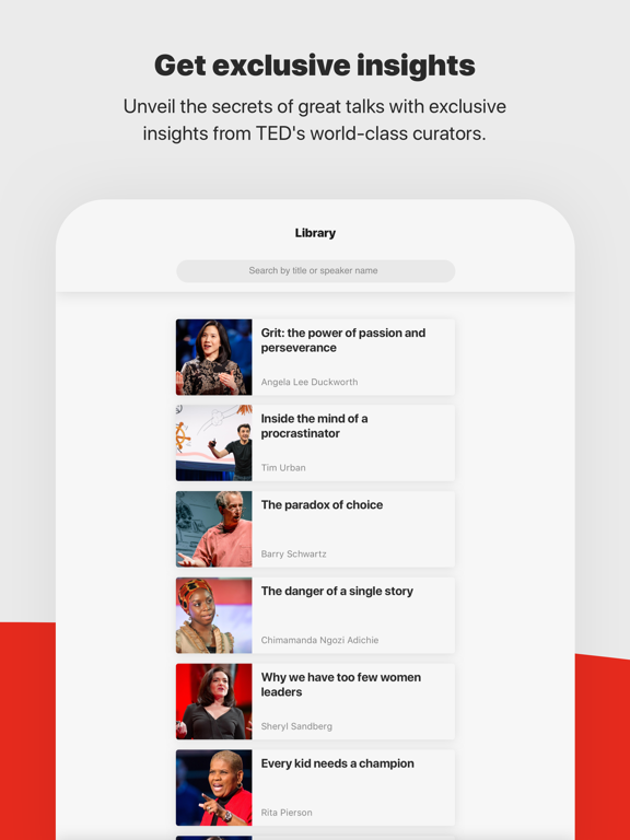 TED Masterclass screenshot 7