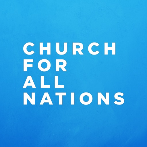 Church for All Nations App icon