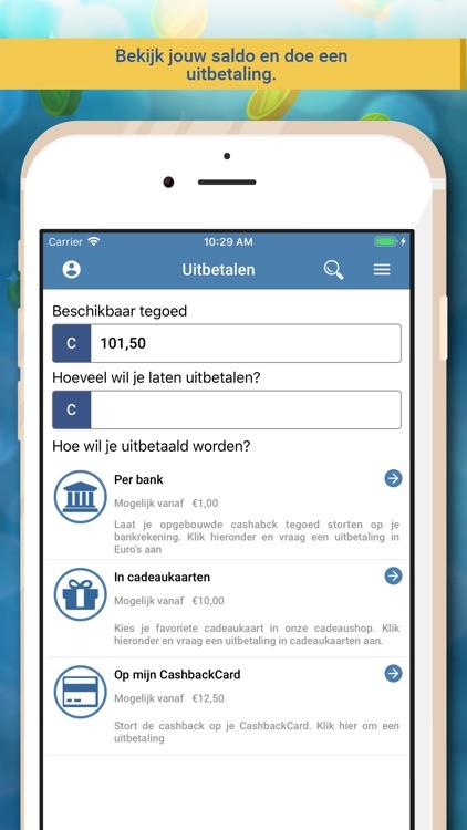 ShopBuddies Cashback App screenshot-3
