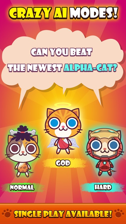 Cats Carnival -2 Player Games screenshot-3