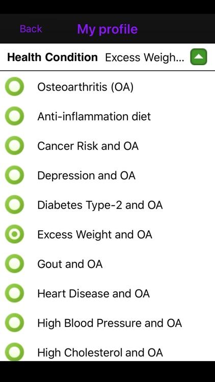 Osteoarthritis screenshot-3