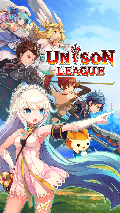 Unison League screenshot one