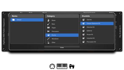 DigiKeys AUv3 Sequencer Plugin screenshot 5