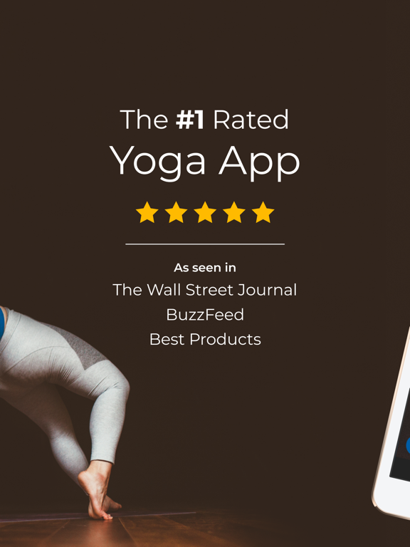 Down Dog: Great Yoga Anywhere screenshot