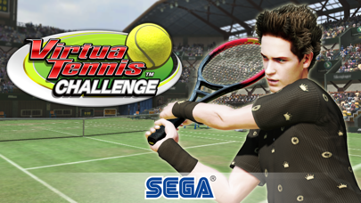 Screenshot from Virtua Tennis Challenge
