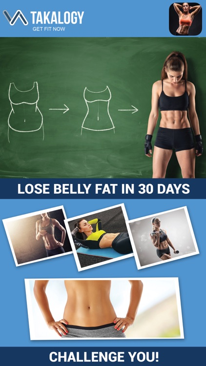 Lose Belly Fat - Flat Stomach screenshot-0