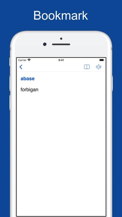 English-Old English Dictionary screenshot-4