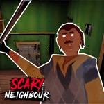 Scary Neighbor Men
