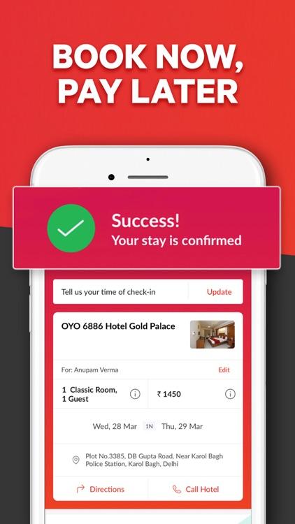 OYO: Search & Book Hotel Rooms screenshot-3