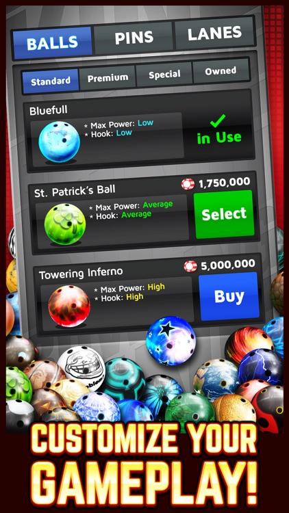 Bowling King screenshot-3