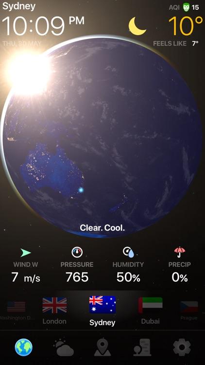 WEATHER NOW ° screenshot-6