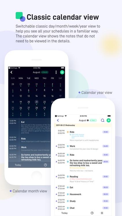 Willed Calendar screenshot-5