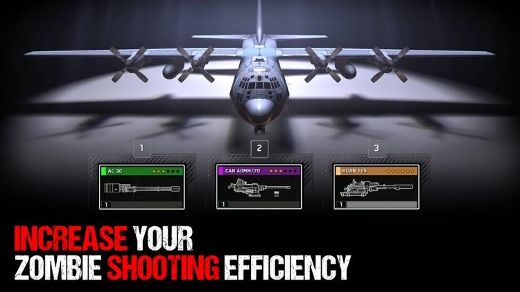 Zombie Gunship Survival screenshot-0