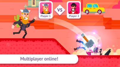Download Bowmasters - Multiplayer Game per Pc