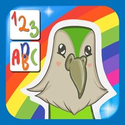 Nonoi The Kakapo, Color game