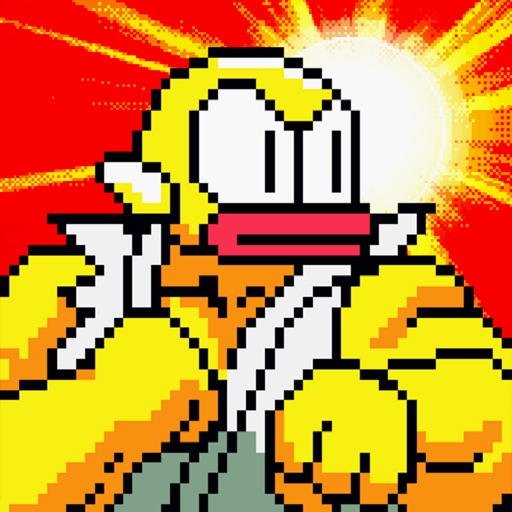 A weird, Flappy Bird spin-off might just be the best mobile fighting game out there