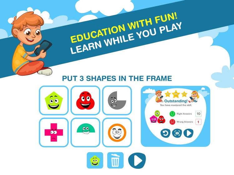 Preschool Kids Math Learning screenshot-4