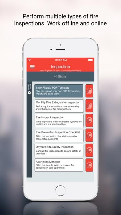 App Shopper: Fire Inspection App (Business)