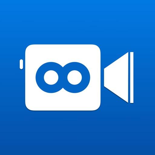 無限カメラ 超長時間ビデオを録画
