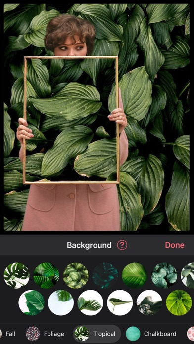 Bazaart Photo Editor & Design Screenshot