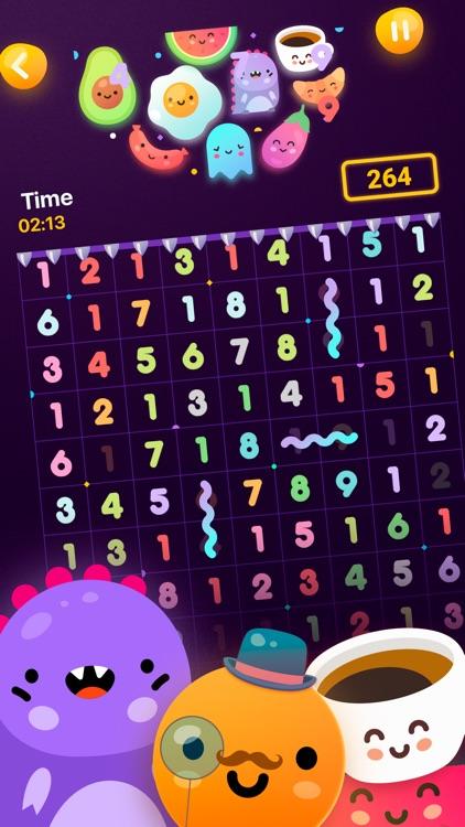 Numberzilla - Number Math Game screenshot-0