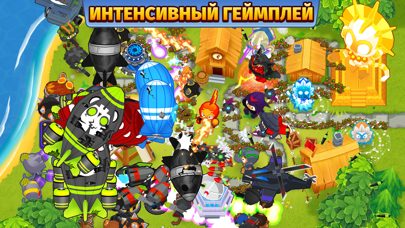 Screenshot for Bloons TD 6 in Russian Federation App Store