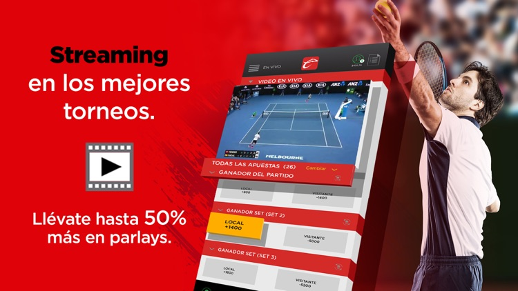 Caliente Deportes screenshot-4