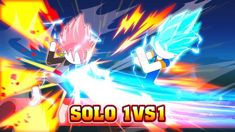 Stick Battle Fight: Super Game screenshot-0