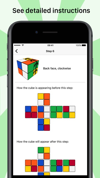 Magic Cube Solver screenshot-3