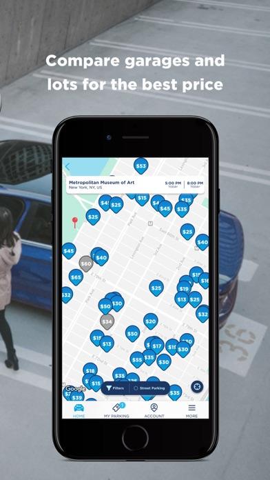 Bestparking review screenshots