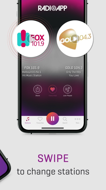 RadioApp – FM, AM, DAB+ screenshot-3