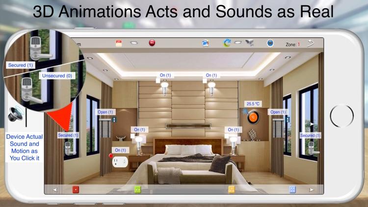 HOS SmartHome for HomeKit Live screenshot-0