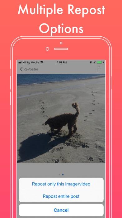 Repost for Instagram + for Windows