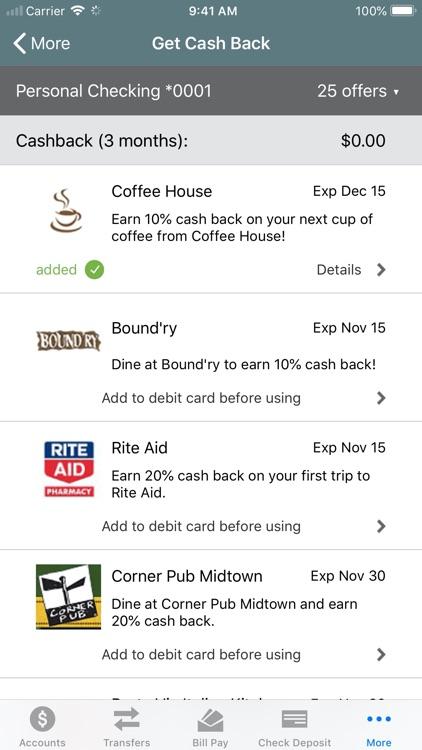 Black Hills FCU Mobile Banking screenshot-6