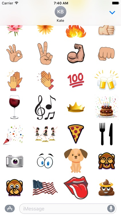 Most Popular Images Stickers screenshot-3