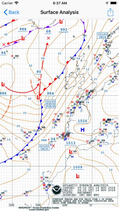 global storms Screenshot