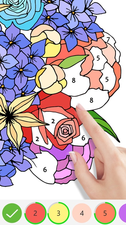 Tap Color    Coloring Game