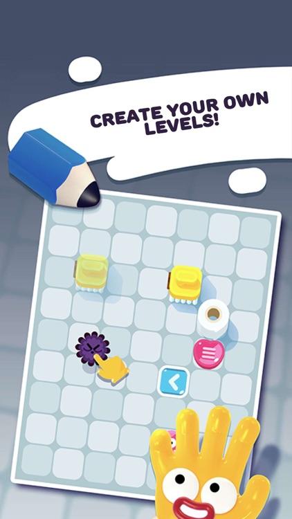 Soap Dodgem Challenging Puzzle screenshot-4
