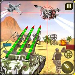Military Missile Jet Warefare