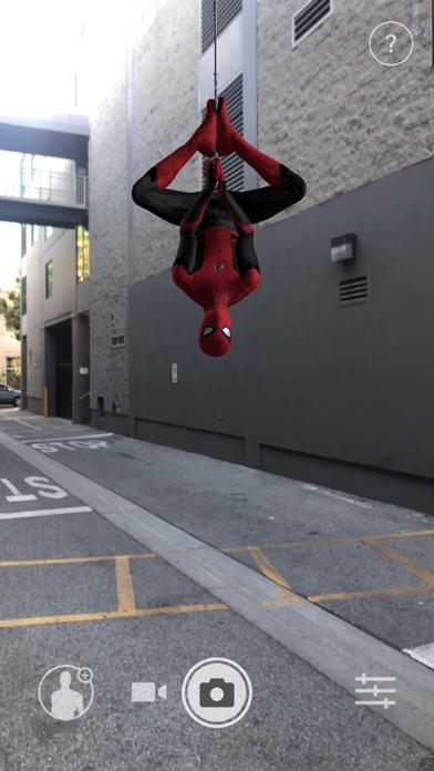 Spider-Man: Far From Home screenshot