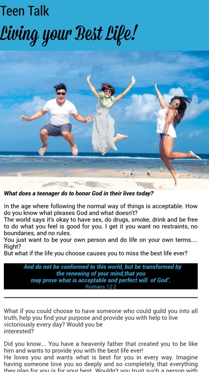 Living Faith Magazine screenshot-3