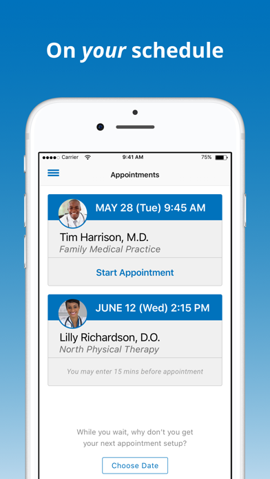 messages.download Chiron Health software