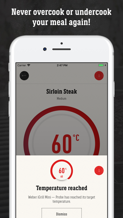 Screenshot for Weber® iGrill® in Kazakhstan App Store
