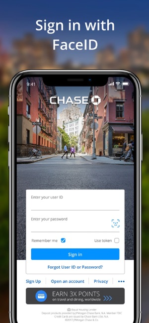 cant download chase app