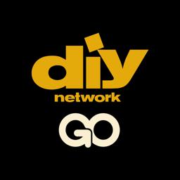 Ícone do app DIY Network GO