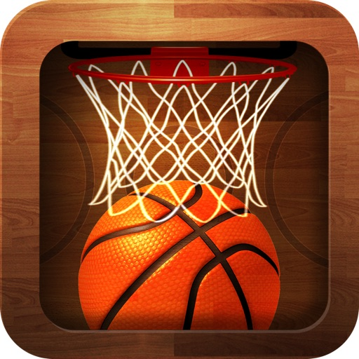 Basketball 3D Shoot Out Free Touch Ball Fly Top Air Action Arcade Game
