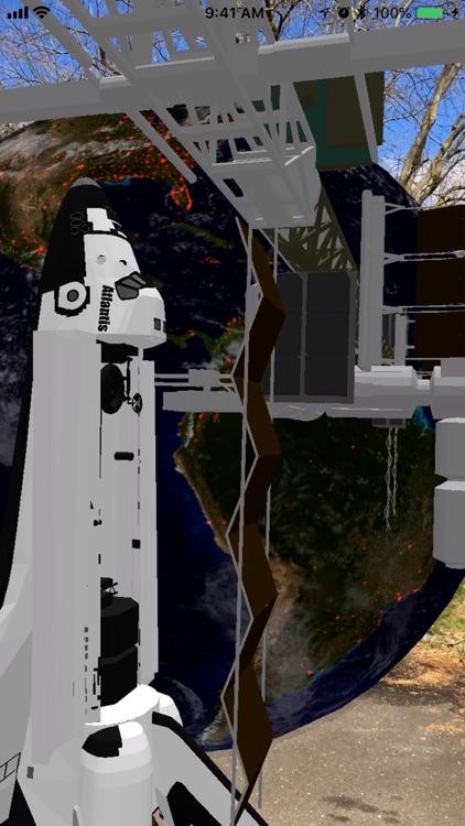 Space Shuttle AR screenshot-6