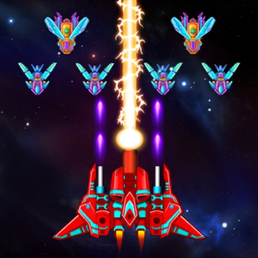 Galaxy Attack: Alien Shooter iOS Hack Android Mod